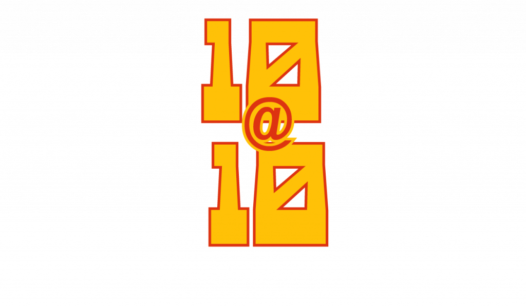10 at 10