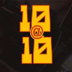 10 at 10 square