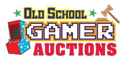 Old School Gamer Auctions